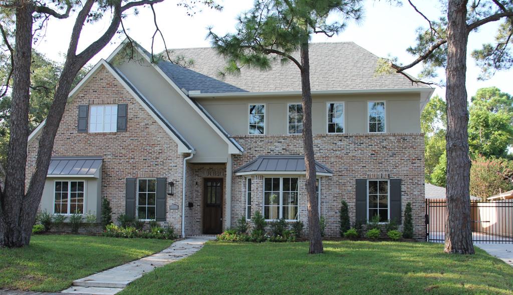 Custom Home Remodel exterior