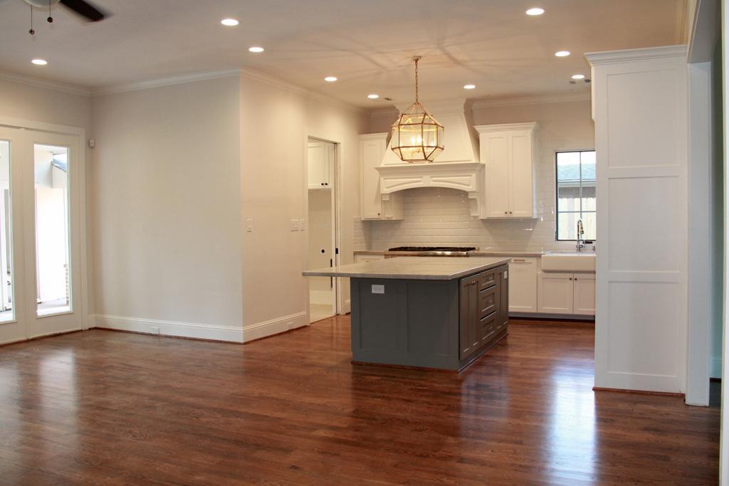 Open home design