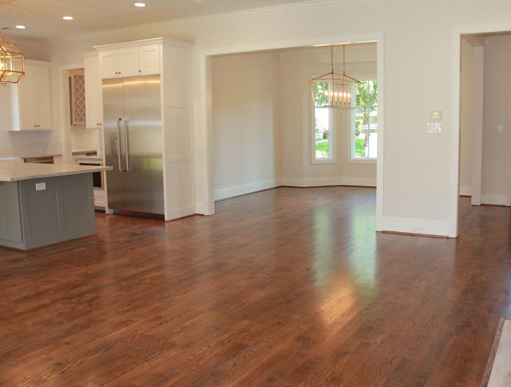 Custom Open concept home