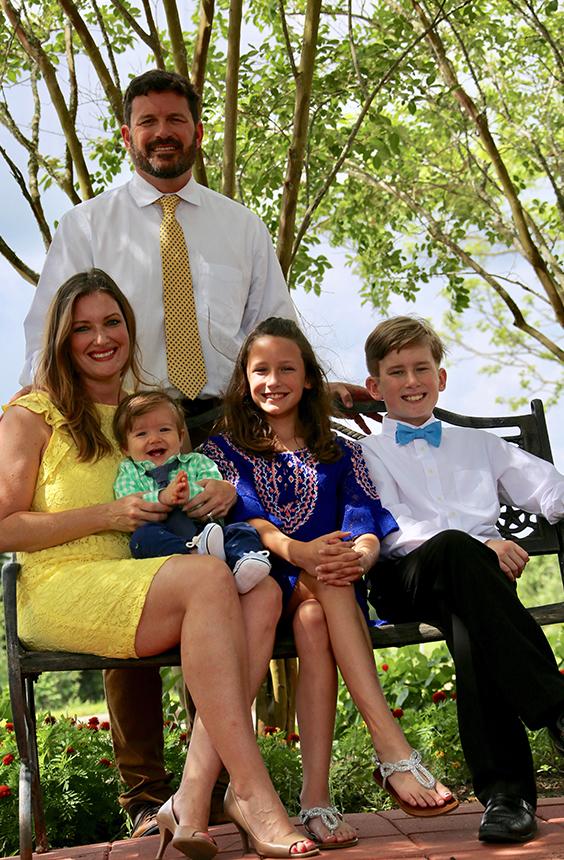Swaboda Family Picture